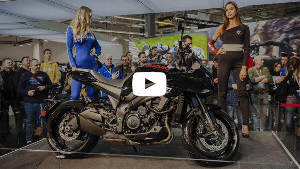 motorcyclr show video